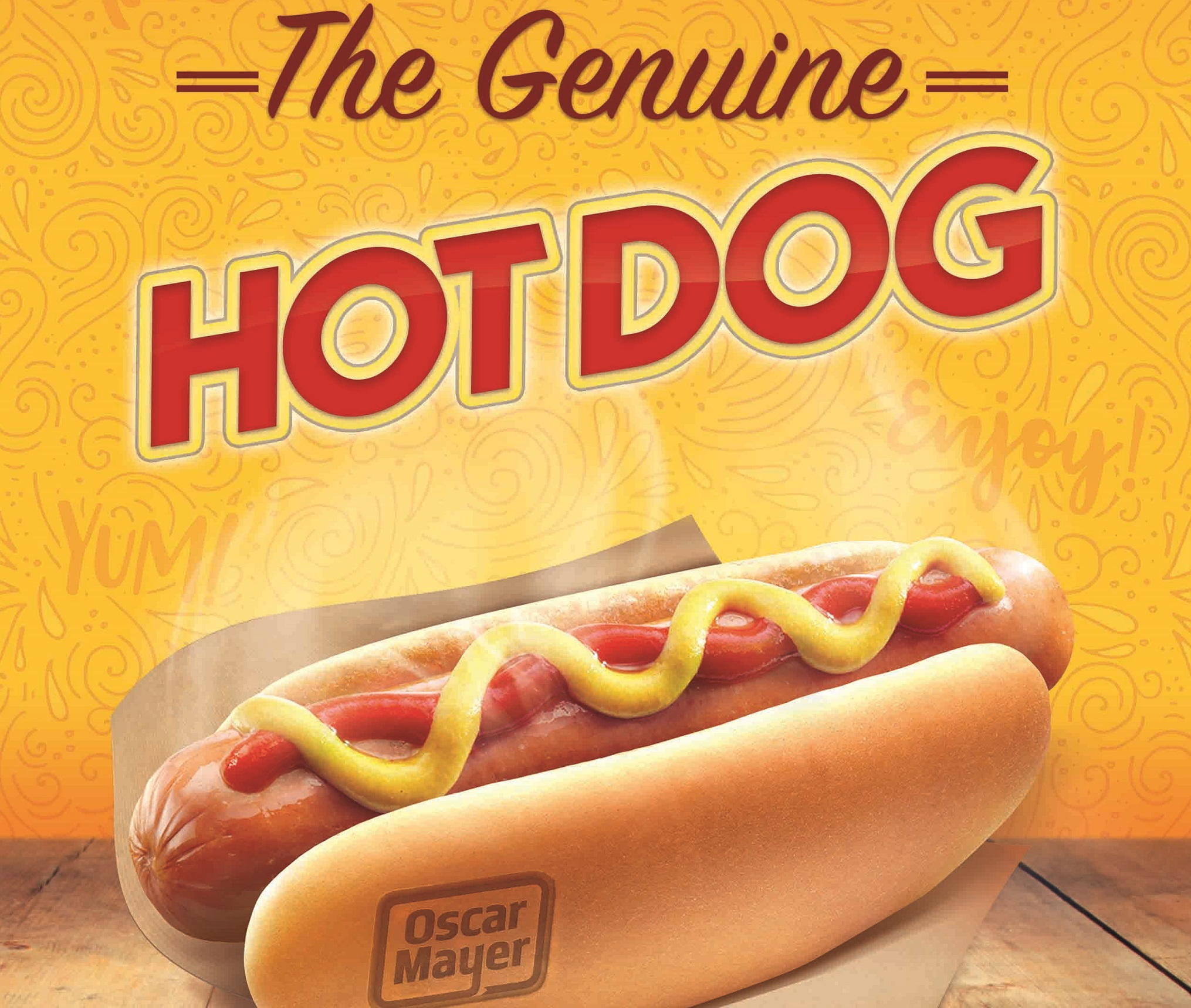 Genuino Hot Dog